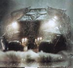 The batman begins batmobile in its full glory