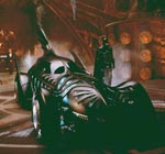 The batman forever batmobile in its full glory