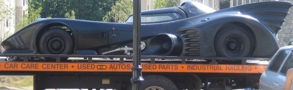 1989 Batmobile