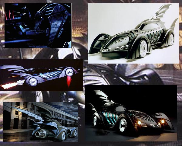 Pics For > Batmobile Batman Forever