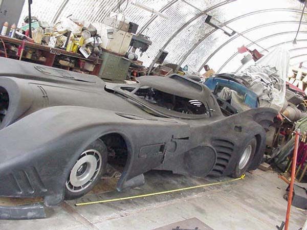 Batmobile Frame