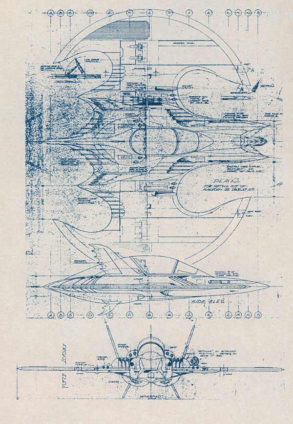 Batwing plans the most commonly available blueprints of the batwing is this horribly speckled image malvernweather Choice Image
