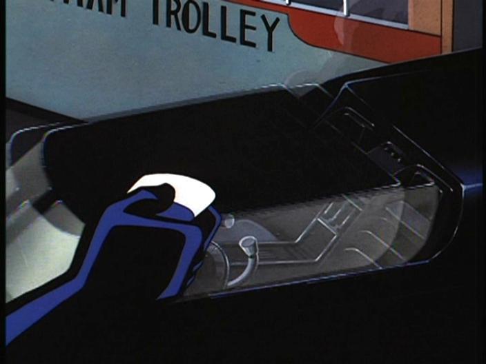 batman the animated series batmobile shields. Black Bedroom Furniture Sets. Home Design Ideas