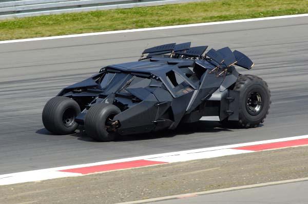 Batman Begins Tumbler Spec
